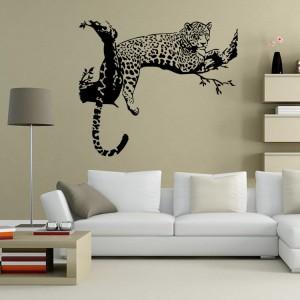 Wandtattoo Panther...