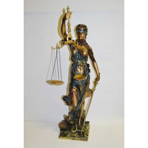 Justitia Figur 74