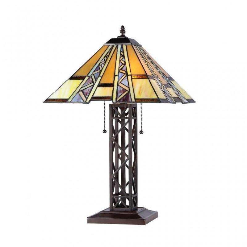 Tiffanylampe Steelar