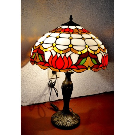 Tablelamp Tiffany Baroness