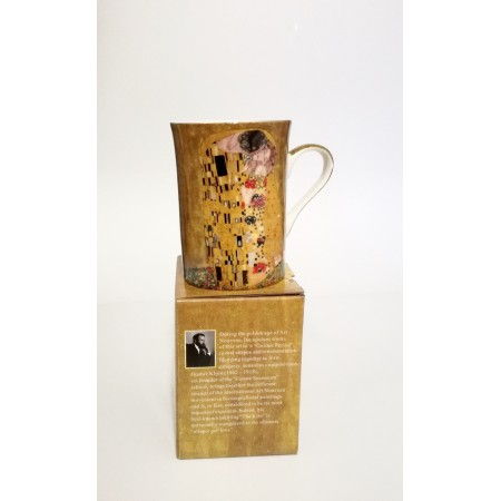Gustav Klimt Tasse