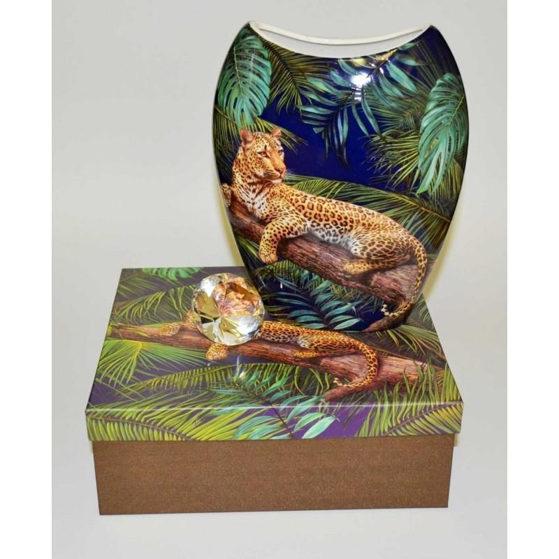 Jaguar Vase