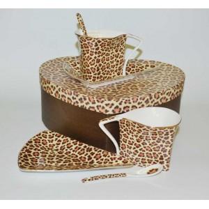 Tassenset Leopard