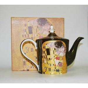 Klimt Teekanne