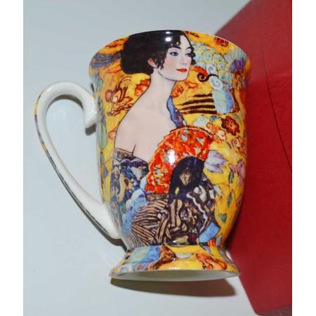 Capuccinotassen Klimt