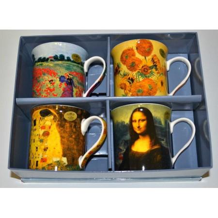 Teetassenset Klimt