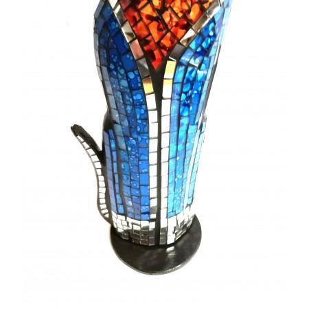 Mosaikkunst Figur
