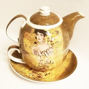 Gustav Klimt Tee for One...
