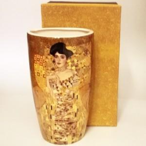 Klimt Tischvase Adele H22cm...
