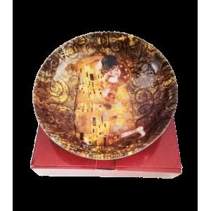 Gustav Klimt Obstschüssel...