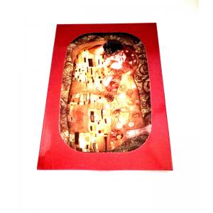 Gustav Klimt Glas-Tablett...