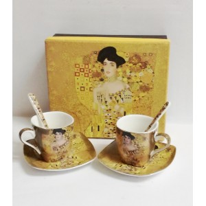 Gustav Klimt Espressotassen...