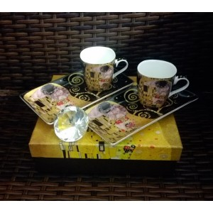 Gustav Klimt Espressoset...