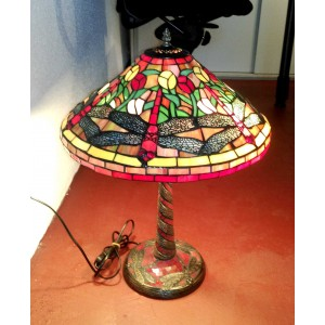 Tiffanylampe Libelle