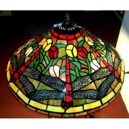 Tiffanylampe Libelle 2