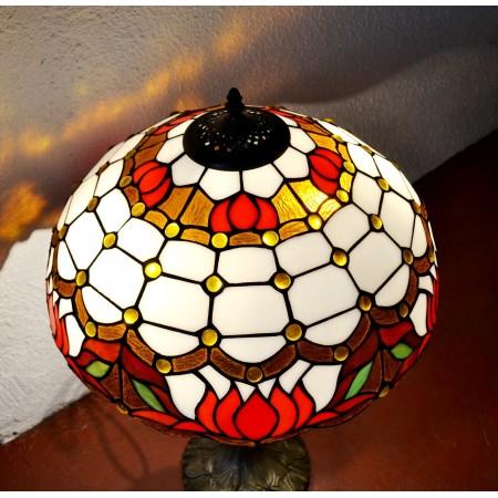 Tiffany Glaslampe