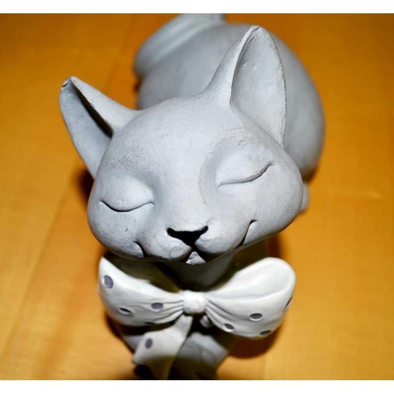 Katzenfigur Chillcat