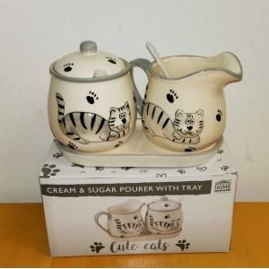 Milch und Zucker 3D Happycat