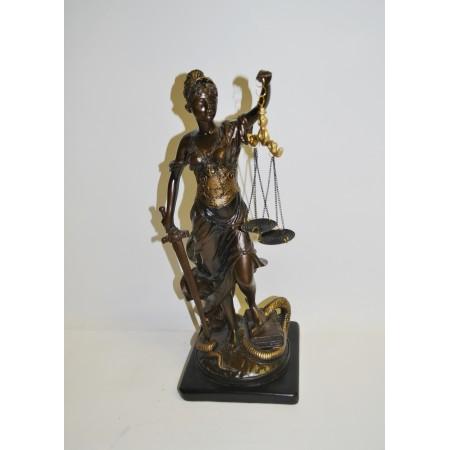 Justitia Figur 40cm