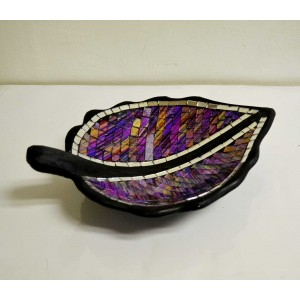 Mosaikteller handgefertigt