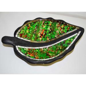 Mosaikteller Handmade